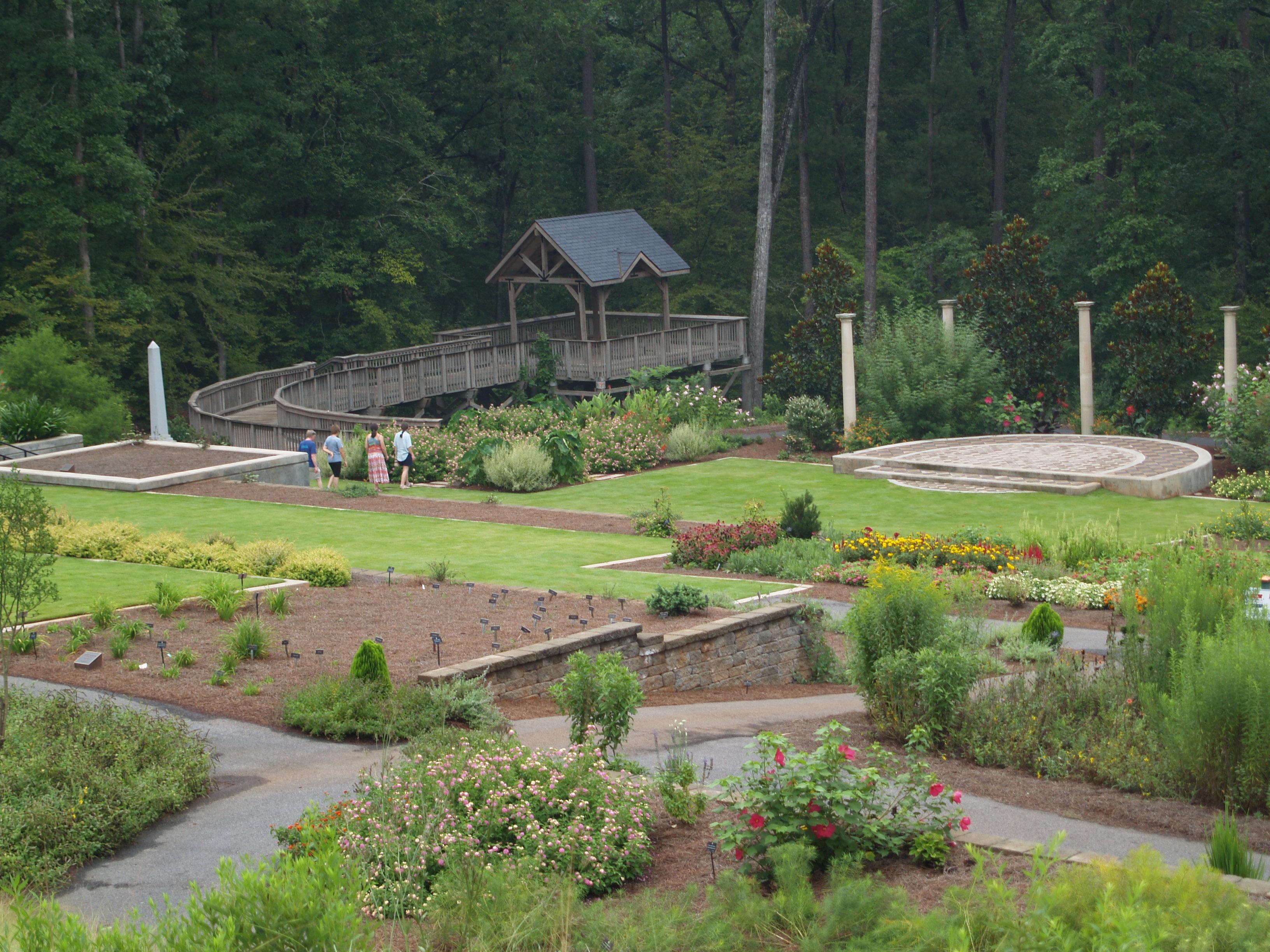 The State Botanical Garden Of Georgia Ramblin 39 Through Dave 39 S Garden